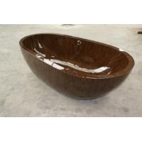 Wholesale Hot Sell Cypress Sanitary Ware Wood Bathtub&Barrel from china suppliers