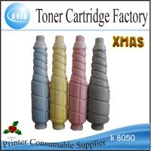 China For konica minolta c8050 toner cartridge on sale