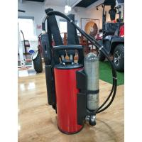 Wholesale Fire Fighting Equipment 9L backpack water mist fire extinguisher from china suppliers