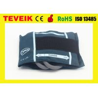 Wholesale Reusable 002774 nylon adult NIBP cuff double hose for patient monitor from china suppliers