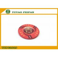 Wholesale One Bund Custom Pure Ceramic Poker Chip Design Vivid Red For Supermarket from china suppliers