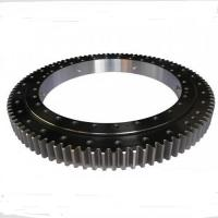 China single axis pv solar tracker slewing drive and slewing ring on sale