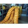 ECO Friendly Waste Oil Burning Heater KV 6000 Double Fan Low Consumption