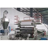 Wholesale Artificial Marble Sheet Extrusion Equipment Double Screw Horizontal Type from china suppliers