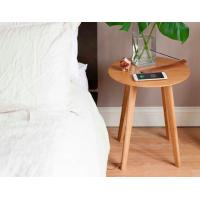 Wireless Charging Furniture , Antique Small Solid Wood Desk for sale