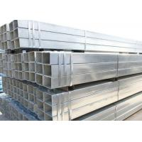 Wholesale GI Large Steel Box Galvanized Rectangular Tubing from china suppliers