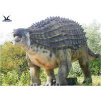 Wholesale Animatronic Outdoor Dinosaur Statues , Dinosaur Yard DecorationsWith Infrared Ray Sensor from china suppliers