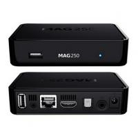 Quality MAG250 LINUX IPTV BOX FOR WORLDWIDE for sale