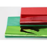 Wholesale Christmas Coloured Wax Paper Sheets Single Side Good Air Permeability from china suppliers