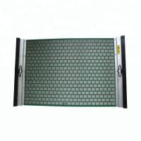 Buy cheap API Certificated Better Performance Factory Price Flat Shaker Screen from wholesalers