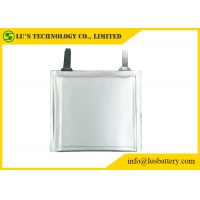 Wholesale 3.0V 1250mAh Thin Film Lithium Battery For Thermometers CP255050 from china suppliers