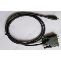 Wholesale Automotive Stereo DVI Video Cable Digital HDMI Micro Cable With UL Approved from china suppliers