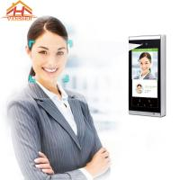Wholesale Speed Recognition Face Access Control System Terminal 7 - Inch Screen from china suppliers
