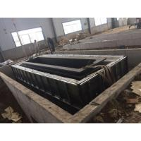 Wholesale Structure Pipes Hot Dip Galvanizing Line With Low Carbon Steel / Customized Size from china suppliers