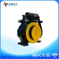 Wtd1 375kg Pm Motor Gearless Traction Machine No Noise