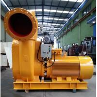 Wholesale centrifugal electric motor sewage suction pump self sucking waste water pump industrial sewage pump from china suppliers