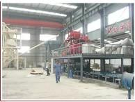 Wholesale Eps Mgo And Cement Dry Wall Panel Production Line Fully Automatic Low Noise from china suppliers