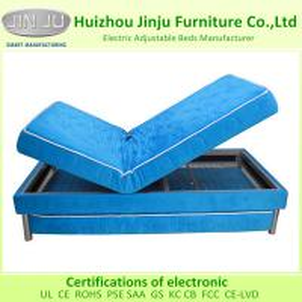 Modern bedroom furniture lift up storage adjustable bed of - Bedroom sets for adjustable beds ...