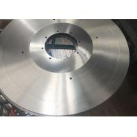 Wholesale Balanced and tensioned teeth hardened structural steel hot cut saw blade from china suppliers