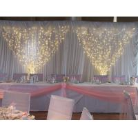 Wholesale wedding curtain light led for decoration from china suppliers