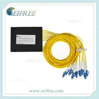 Wholesale 100G Multi Channel Fiber Optic DWDM in plastic box for Telecommunication from china suppliers