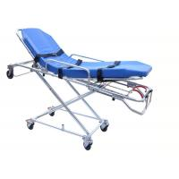 fda ce iso automatic loading ambulance stretcher high strength