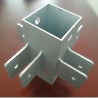 Wholesale OEM Machining Service Aluminium Extrusion Profiles 6061- T6 CNC Milling Machine Part from china suppliers