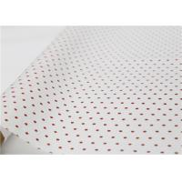 Wholesale Polka Dot Holiday Tissue Paper , Gift Wrapping Dotted Tissue Paper from china suppliers