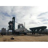 200KW Installed Power Asphalt Production Plant , Mobile Mixing Plant 6.5KG Diesel Comsumption