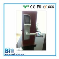 Wholesale Touch Screen Biometric Face Scan Door Lock for Office/House (Bio-LF100) from china suppliers