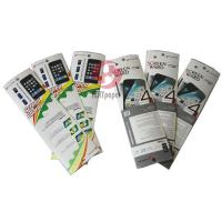 Wholesale Full bleed glossy varnishing, die cutting Header card printing and Greetings Card Printers from china suppliers