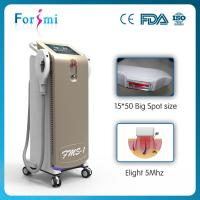 Wholesale electrolysis shr+elight+ipl treatment for facil hair removal and skin tightening machine from china suppliers