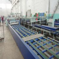 Wholesale Fiber Cement Board Making Machine , Magnesium Oxide Board Production Line from china suppliers