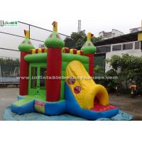 3 In 1 Outdoor Kids Bounce House Commercial Grade Tunnel Slide