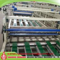 Wholesale Steel Construction Material Making Machinery For EPS Sandwich Insulated Wall Panel from china suppliers