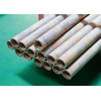 Wholesale High Strength Bronze Bushing Gleitlager , Aluminum - Bronze With Solid Lubricant Material from china suppliers