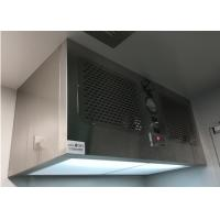 Buy cheap Cleanroom Professional Ceiling And Wall Laminar Flow Air Diffusers With HEPA from wholesalers