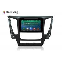Wholesale Mitsubishi  Pajero Gps Navigation System For Carswith DVD OBD TPMS supported from china suppliers