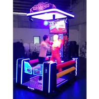 Quality Healthy Boxing Coin Operated Game Machine For Ighting Attract Players for sale