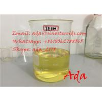 China Muscle Mass Anabolic Steroid Raws Testosterone Enanthate  For  Injections Finished vials wholesale