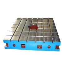 Buy cheap Cast Iron surface plate with stand 2000 x 1000 mm from wholesalers