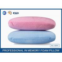 Wholesale Custom Nap Relaxation Memory Foam Sleep Pillow Cushion For Office Rest from china suppliers