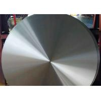 Wholesale Metalic steel round plate hardened to 40HRC for hot cut saw blade from china suppliers