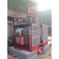 Wholesale High Capacity Twin Cage Lifting High Speed for Construction from china suppliers