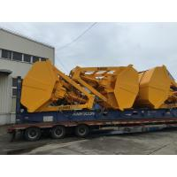 Wholesale 28T 16mn Crane Grab Bucket For Bulk Cargo Of Sand Or Iron Ore from china suppliers
