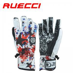 China Waterproof warm sport ski glove wholesale