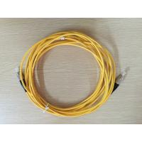 Buy cheap FC/UPC duble connectors Simplex SM Fiber Optic Patch Cord/Pigtail from wholesalers