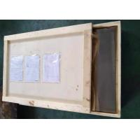 Buy cheap Uniformity flat dia cut alloy steel plate for carton cut die cutter from wholesalers