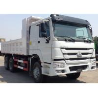 Wholesale Sinotruk Howo Heavy Duty Dump Truck 6x4 For Construction Material And Mine Delivery from china suppliers