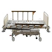 China Hydraulic Hospital Bed With Pump For HI-LO Movement , Gas Spring For Trendelenburg wholesale